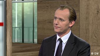 Thorsten Polleit (Foto: DW TV)