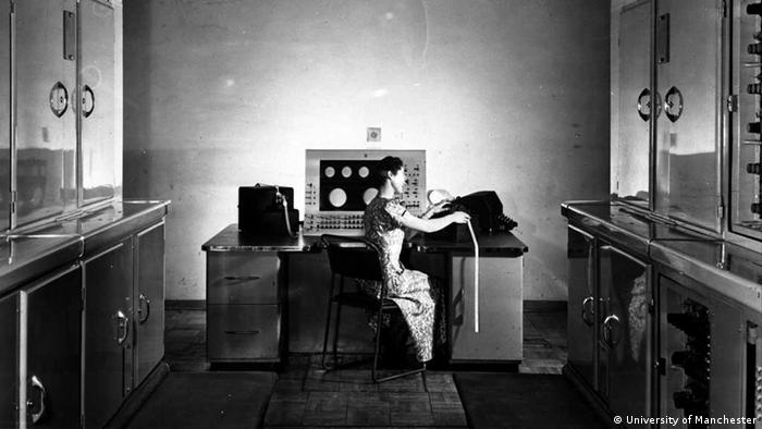 Computer von Alan Turing