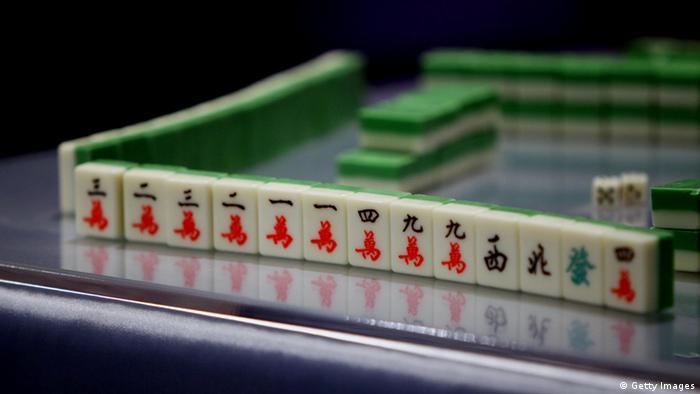 Brettspiele der Welt - China - Mahjong (Getty Images)