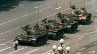 Bildergalerie China Geschichte Niederschlagung der Demokratiebewegung Tiananmen