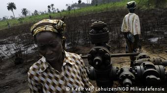 Ölverschmutzung in Nigeria
