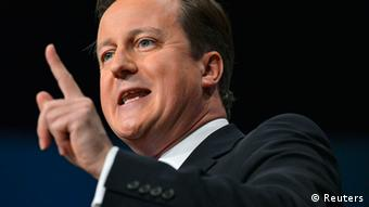Britain's Prime Minister David Cameron (Photo: REUTERS/Toby Melville)