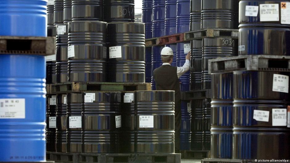 Price of oil drops despite global turmoil | DW | 18.08.2014