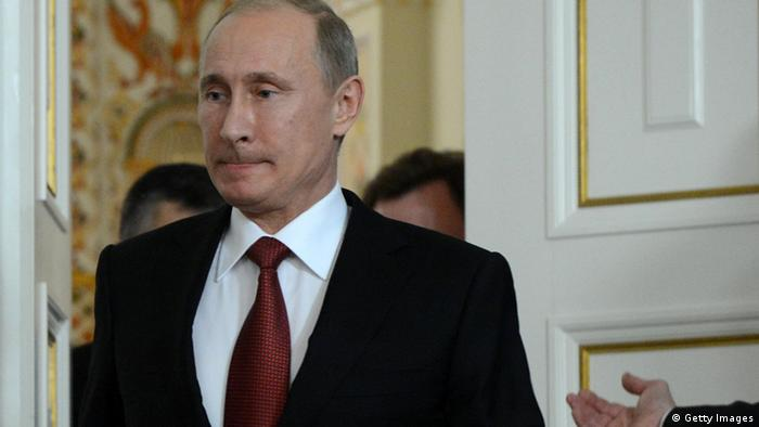 Russian President Vladimir Putin (Photo: KIRILL KUDRYAVTSEV/AFP/GettyImages)