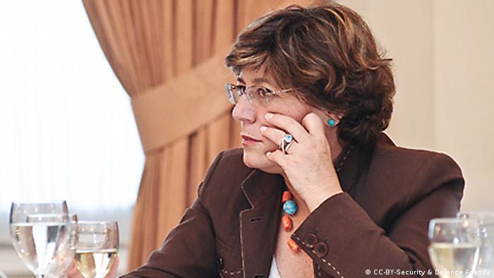 Eurodeputada Ana Maria Gomes