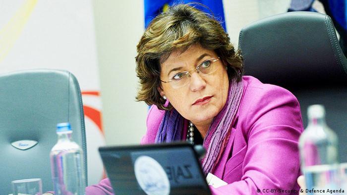 EU Parlamentarier - Ana Maria Gomes