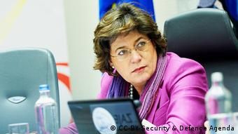 Ana Maria Rosa Martins Gomes. (Foto: CC-BY-Security & Defence Agenda)