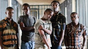 Nairobi Half Life: Mwas and his gang (photo: One Fine Day Films).