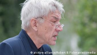 Wolfgang Kubin (Poto: Robert B. Fishman, ecomedia)
