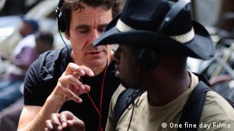 Film Dreharbeiten - Nairobi Half Life