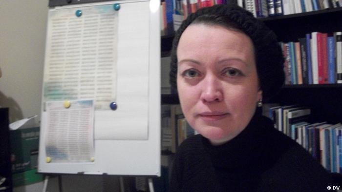 Елена Тонкачева