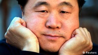 Chinese writer Mo Yan (photo: REUTERS/Peter Lyden/Scanpix)