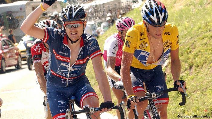 Radrennsport - Lance Armstrong