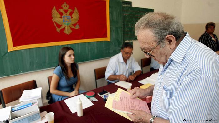 Izbori u Crnoj Gori
