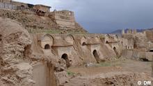 Alte Gebäude in der Stadt Ghazni, Afghanistan