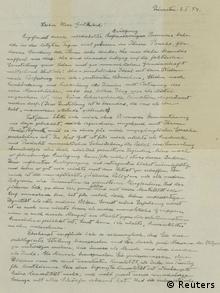 نامهی اینشتین دربارهی خدا و دین