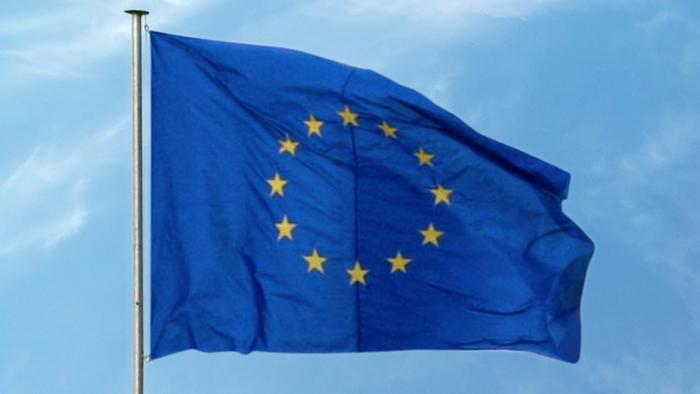 Symbolbild Flagge Europäische Union