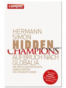 Buchcover 'Hidden Champions Aufbruch nach Globalia' von Hermann Simon