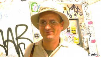 Немецкий программист Тобиас Вайман