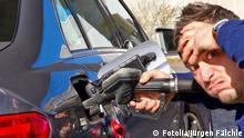 Symbolbild Tanken Benzinpreise