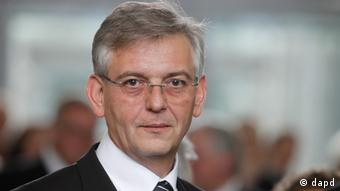 BAMF Präsident - Dr. Manfred Schmidt