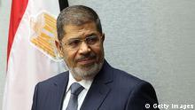 محمد مرسی، رئیسجمهور مصر