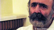 Iran Journalist Keywan Samimi