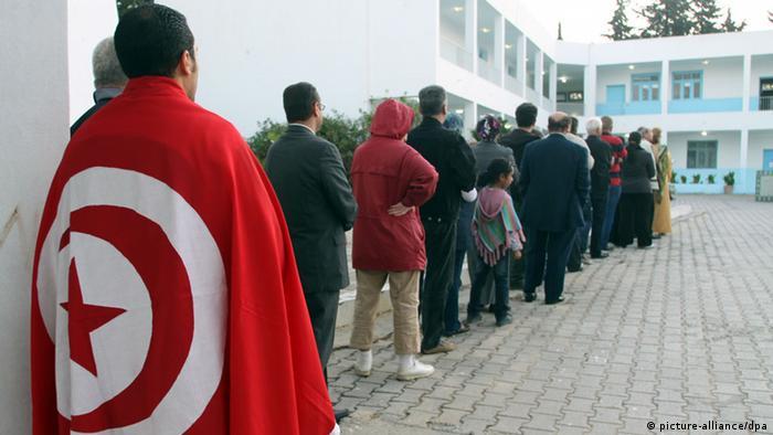 Symbolbild Tunesien Parlamentswahlen