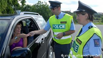 Traffic control in the Czech Republic: Stricter laws in other countries