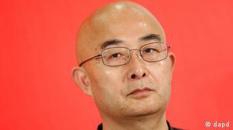 Liao Yiwu - chinesischer Schriftsteller und Preistraeger des Friedenspreises des deutschen Buchhandels 2012