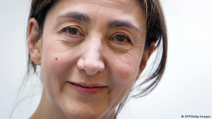 Ingrid Betancourt (AFP/Getty Images)
