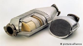 Katalysator Abgasreinigung Auto Opel