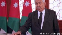 Jordanien Abdullah Ensour