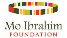 Logo der Mo Ibrahim Foundation