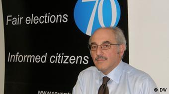 Zachary Stalberg, president of the Committe of Seventy