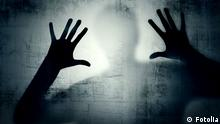 Fotolia '#34688107 Trauer, Angst, Depression, Kummer