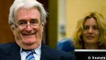 Karadzic Prozess Den Haager Tribunal