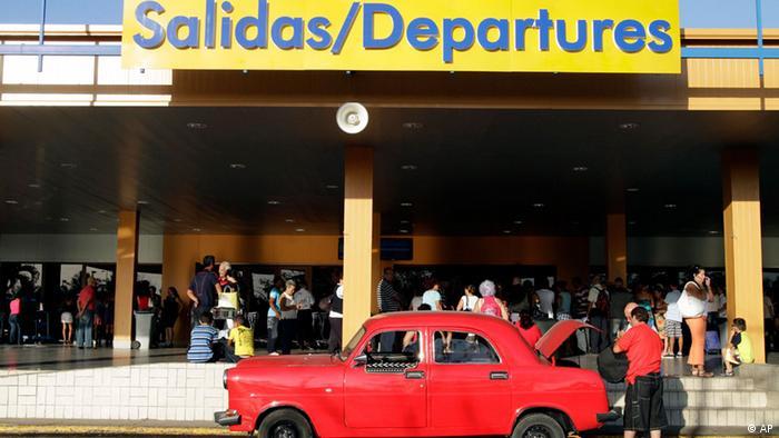 Cuba privatiza aeroporto de Havana