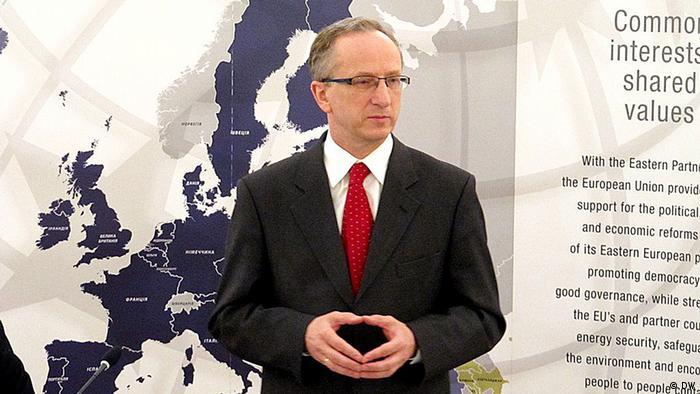 Посол ЄС в Україні Ян Томбінський