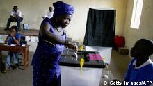 Sierra Leone Wahlen 2007