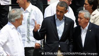 Beziehung zwischen Lateinamerika und den USA