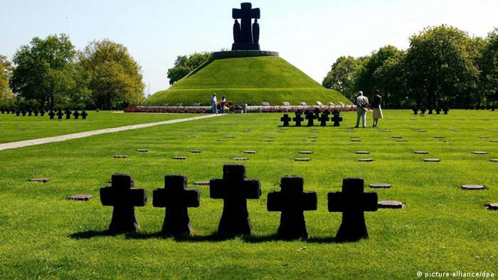 D-Day Soldatenfriedhof