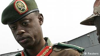 Rwanda's defense minister James Kabarebe (Photo:JOSE CENDON/AFP/Getty Images)