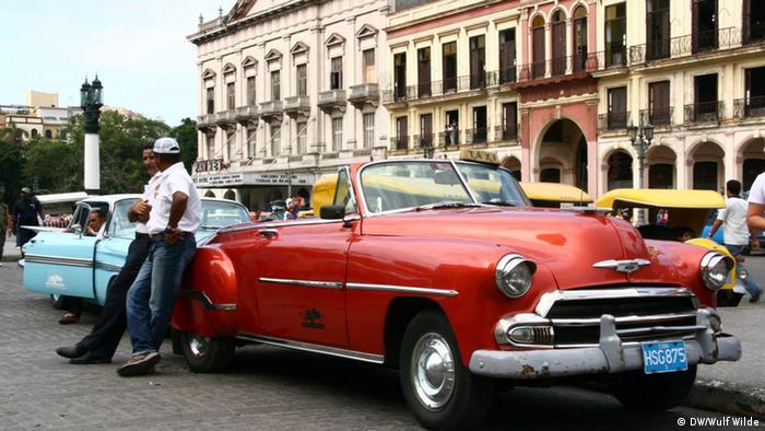 Kuba (DW/Wulf Wilde)