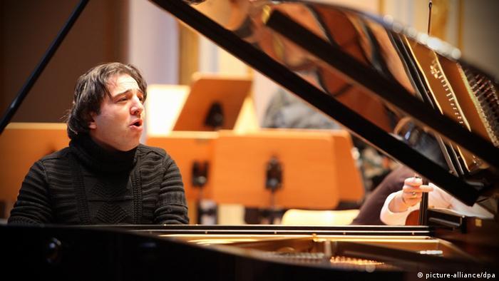 Fazil Say Pianist Türkei Hamburg Deutschland