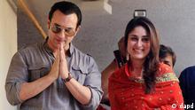 Bildergalerie Hochzeit Saif Ali Khan und Kareena Kapoor