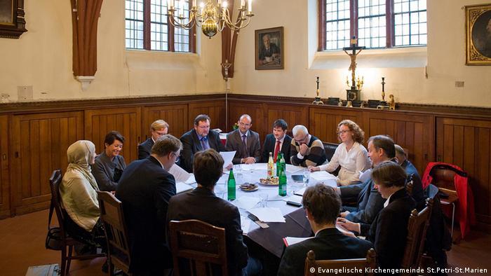 Sastanak Udruge doma za molitvu i poučavanje Petriplatz Berlin