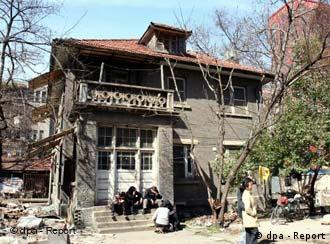 The former residence of John Rabe has been turned into a museum dedicated to him