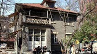 John Rabe - Wohnhaus in Nanking