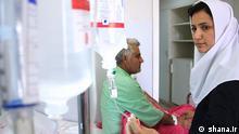 Iranische Krankenschwester; Copyright: shana.ir